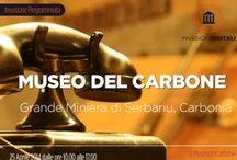 2014 #InvasioniDigitali al Museo del Carbone / Solo per voi una mostra-lampo con arredi, oggetti e documenti degli uffici e dell'infermeria della miniera! 25 Aprile 2014, h 10-17