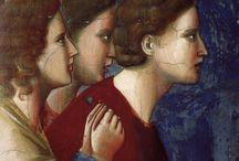 medioeval art / 476 A. C. - 1492