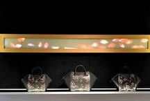"Preview S/S '15 @ Milano Fashionweek / #LED EMOTION DESIGN Event at Milano #Fashionweek.  Our bags preview S/S '15 in collaboration with LIU DAO ""saatchionline"" @saatchiart  http://www.saatchiart.com/LiuDao"