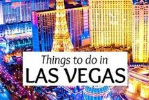 Vegas / Vegas and all that is great about.  Or at least what we think is great about it.