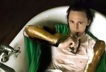 Loki of House Hiddleston, King of England and my soul