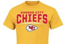 Kansas City Chiefs Fans / Follow this board for new & exciting items for your Kansas City Chiefs!
