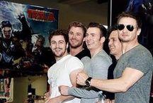 Marvelous guys