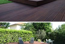 Garden and Pool Ideas / Pallet furniture, garden pool ideas, and more