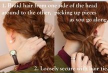Hair Things / by Krystal Lugo