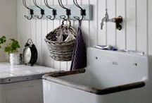 laundry room / by Kim Allen