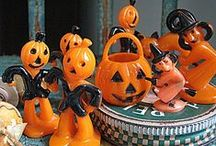 Trick-Or-Treat / Vintage Halloween