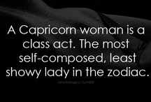 Cappy/sagitarius cusp / Capricorn....we're a different breed! / by JoAnn Bryant