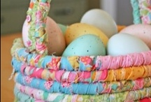 Easter / Spring is in the air...time for Easter, spring cleaning and getting outside. Warming weather and blooming flowers inspire us to try a new recipe, get crafty and sweep the dust bunnies away!