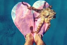 MERMAID at heart... / by Nicky Marie