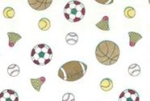 Game On / Design Inspiration & Wallcovering for athletes, fans and anyone who loves a great game.