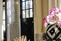Go Wild - Animal Prints / Inspiring animal print wallcovering and wallpaper borders, plus many patterns that For The Love of Wallpaper has in stock.
