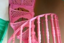 Design is Pink / Design and decoration in pink mood / by DesignfromParis