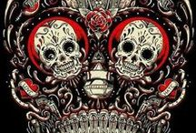 Sugar Skulls and other Bones