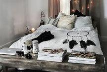 HOME // Bedroom / Ideas for my bedroom