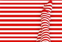 Design is Red / Design and decoration in red / by DesignfromParis