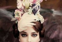 Fascination with Millinery / Vintage Millinery, Fascinators and techniques to make.