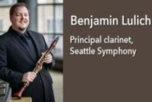 Clarinet Musician / Following the Career of Benjamin Lulich