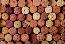 Cork Covered Walls! / Wallcoverings made of cork & photos of beautifully covered walls!