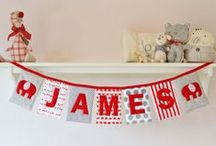 For my boy - decor & craft / Collecting creative ideas for my boy's room, creative play and other fun ideas.