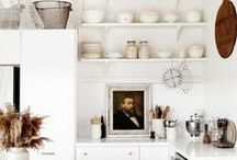 Kitchens. / by Elise Keithley