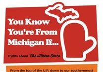 Michigan / All about the State of Michigan / by Denise Stonebraker