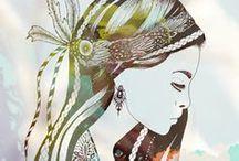 Spirituality, Peace, Yoga, Nature, Proverbs, Serenity / <3 / by Nikki Rosa