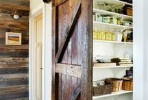 Kitchen Pantry / To Organize or Not to Organize?  That is the question.  The Kitchen Pantry is the answer.