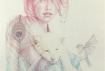 / illustrations