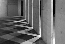 ARCHITECTURAL / Our love of polished concrete, sharp angles and cutting edge design