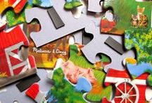 Puzzle Mania! / by Melissa & Doug Toys