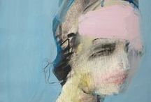 ART DU JOUR / Art + Painting Inspiration.