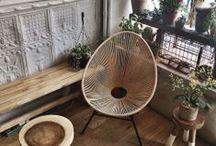 Pour s'assoir / Passionnée de chaises;-)))