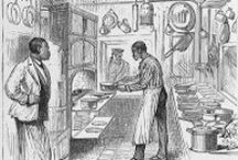 Historical Cook, Dairy, Worker