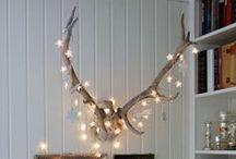 Noël et ses jolies choses... / déco, ambiances
