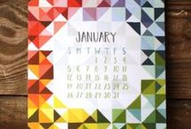2014 Calendars / Beautiful 2014 calendars :)