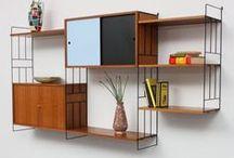 Mobilier / Design ou Vintage, je les adore;-)))