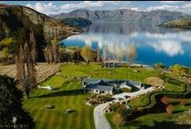 "Wanaka ceremony locations / Our region is beautiful!  Here's just some of the many magical spots to say your ""I do's""."