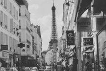 PARIS / by Melissa Tidah Him