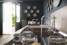 "Kitchen Collections / Classic and country  / La tua cucina calda ed accogliente  ""Your kitchen warm and comfortable"""