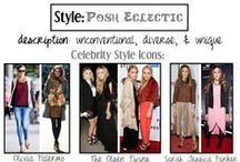Style Guides / What's your style? Use our style guide to shop your unique style categories! / by The Charming Willow
