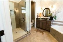 Master Bathrooms / Master Bathroom Styles and Designs