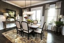 Dining Areas / Different styles and size dining areas