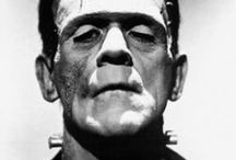 Horror / Classic Monsters, Retro Nightmares, and Current Hauntings. Scary, Creepy, Evil, Misunderstood.