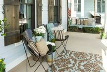 Exteriors + Outdoor Living Spaces