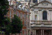 England & London