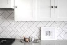 Kitchen / Kitchen tiles and inspiration