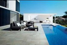 Outdoor / Outdoor tiles and inspiration