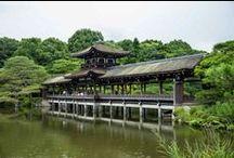 Japanese Gardens / Japanese & Zen inspired gardens around the world.