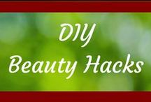 DIY Beauty Hacks / Learn the best DIY Beauty Hacks on Pinterest. Follow for regular tips!